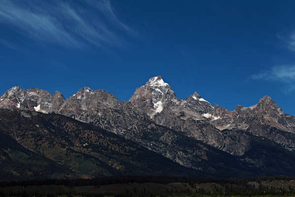 Grand Teton & Yellowstone - 2010